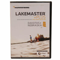 Humminbird Lakemaster +PLUS,Digital GPS Map