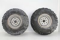 1991 Honda Fourtrax 300 4x4 Rear Wheel Set Rims Tires