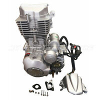 4-stroke ATVs Engine Motor with Manual Transmission w/Reverse for 200cc 250cc