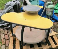 BRENT POTTERY KICK WHEEL-VERY GOOD CONDITION- READY TO USE