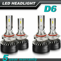 9005+9006 Combo LED Headlights High&Low Beam 6000K Clear 120W 24000LM Wholesale