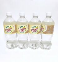 Canada Dry Vanilla Cream Soda 20 Oz Rare Exotic Pop 4 Pack Discontinued Limited