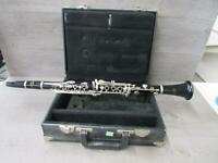 Vito Reso-Tone 3 7212 Clarinet With Hard Case Woodwind Instrument