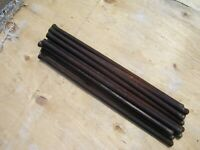 VINTAGE  MASSEY FERGUSON 1100 D  TRACTOR -ENGINE PUSH RODS- 11