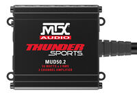 MTX MUD50.2 100 Watt RMS 2-Channel Amplifier Amp For Polaris RZR/ATV/UTV/Cart
