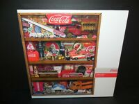 Coca Cola JIGSAW PUZZLE - A Collection - 1500 Pieces New in Box - Free Shipping