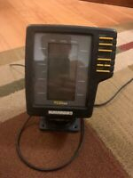 Humminbird TCR101 Depth Fish Finder / Unit And Mount Only