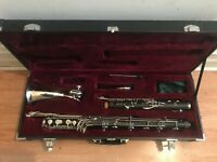 bass clarinet, Ridenour, RCP-925c, low C