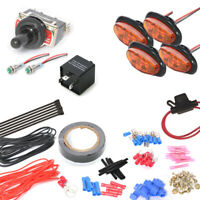For Turn Commander Signal Light Kit for SXS ATV Street Legal - Toggle Switch