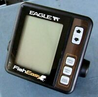 Lowrance Eagle Fish Easy Fish Finder Head Unit With Mountin Bracket