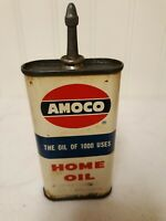 Vintage Amoco Home Oil with Lead Top American Oil Company
