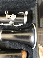 Buffet E 11 Germany wood clarinet. Just Serviced