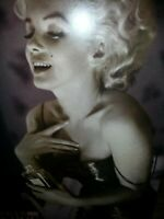MARILYN MONROE ADVERTISING Framed Poster 52