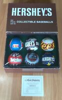 1999 HERSHEY COLLECTIBLE BASEBALL ANACONDA SPORT REESE KISS TWIZZLER SET OF 6