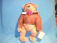 Ace Texaco's Flying Pioneer Bear, 1998 2nd Edition, Texaco Flying Ace, NIB