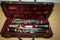 Pedler B Flat Clarinet in Hard Case with Reed & Cork Grease E26843