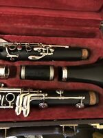 Buffet Clarinet E11  Serviced Has  New Synthetic Pads Full Rebuild Warrantied
