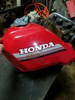 1985 HONDA ATC 250ES BIG RED GAS FUEL TANK