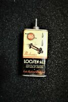 Vintage Whiz Loosen-All handy oilier oil lead top