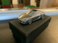 Porsche 718 Cayman S Billet Model Paperweight