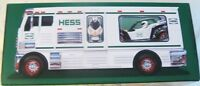 2018 HESS TOY TRUCK RV & ATV & MOTORBIKE - BRAND NEW SEALED - **** SOLD OUT ****