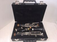 Buffet Crampon E11 Clarinet Made In Germany With Case Ready To Use