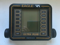 Eagle Ultra Plus Fish Finder Head Unit Only, Great Condition, Made in The USA