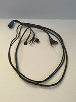Lowrance PC-26BL (99-98) Power Cable With RS232 Comm & Neama 2000 Power