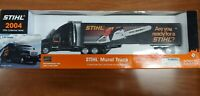 2004 STIHL Die-cast Toy Semi Truck, Kenworth T2000,Norscot,Limited/Rare/Vintage