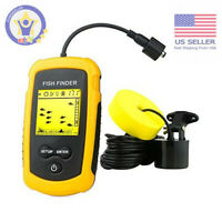 Venterior VT-FF001 Portable Fish Finder, Handheld Fishfinder Depth...