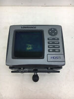 Lowrance HDS-5 Fish Finder - Head Unit Only