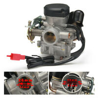 26mm Motorcycle CVK26 Carburetor Carb For GY6 150-250CC Engine Scooters  ATV