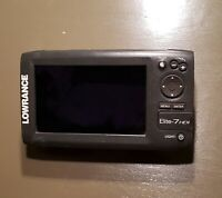 Lowrance Elite 7 HDI (Head Unit) *issues