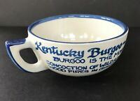 Vintage LOUISVILLE STONEWARE Pottery KENTUCKY BURGOO Hand Crafted BOWL Mug