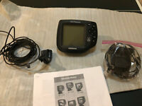 Humminbird fish finder With Mounting Hardware And Transducer