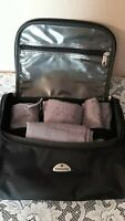 Samsonite Travel Accessory Toiletry casebag with Laundry Cinch Bags
