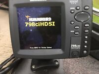 Humminbird 798ci HD GPS Fish Finder with Transducer