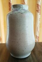 Vintage Early Jugtown Ware Stoneware Vase 7