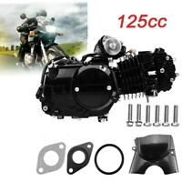 US Stock 125cc 4 stroke ATV Engine Motor Semi Auto W Reverse Electric Start