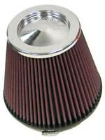 Kamp;N Round Tapered Universal Air Filter 6in Flange ID x 7.5in Base OD x 5in Top O $59.99