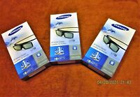 1 PAIR OF SAMSUNG 3D Active Glasses SSG 5150GB FULL HD 3D RF NEW Sealed $24.50