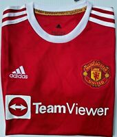 New Manchester United Home Jersey 2021 22
