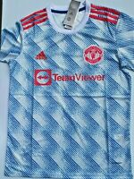 Manchester United FC Football Away Shirt 2021 2022 for Adult