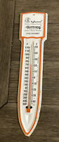 """Vin AgRestore """"Harmony In Tune With Nature"""" Advertising Thermometer Antique $15.50"""