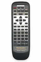 Technics Universal Remote Control Receiver EUR647132 OEM Tested WORKS $34.99
