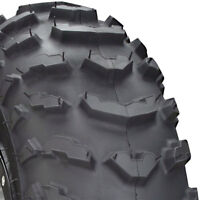 2 NEW 22X10-9 CARLISLE TRAIL WOLF ATV 22/10 TIRES