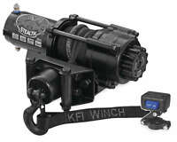 New KFI 2500 lb Stealth Winch & Mount 2007-2011 Can-Am Renegade 800 ATV