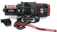 Warn ATV ProVantage 2500S Winch w/Mnt 05-11&13-14 Arctic Cat 500cc 4x4