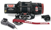 Warn ATV ProVantage 3500s Winch w/Mount 05-11&14Arctic Cat500cc 4x4