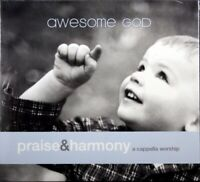 Keith Lancaster amp; the Acappella Company AWESOME GOD Praise amp; Harmony NEW CD $20.75